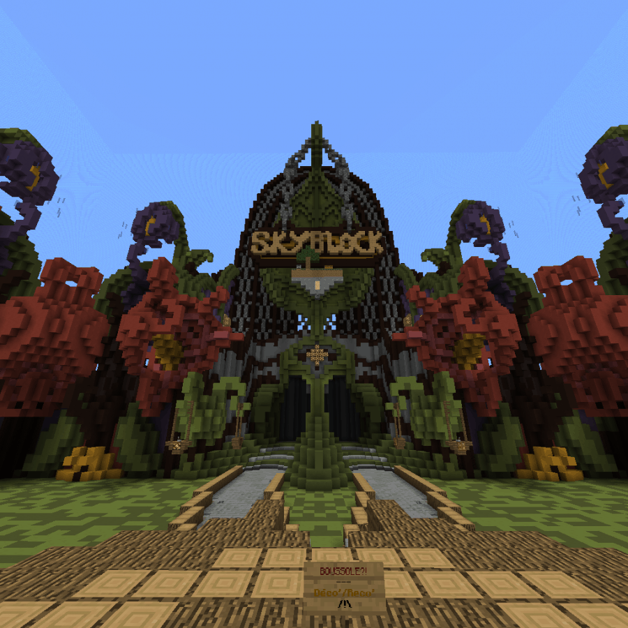 Serveur Minecraft Family-Games