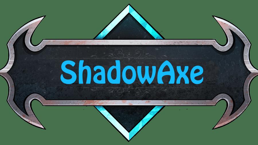Serveur Minecraft ShadowAxe