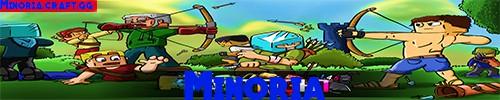Serveur Minecraft Minoria