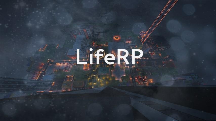 Serveur Minecraft LifeRP