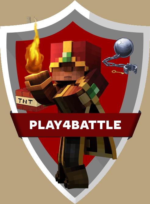 Serveur Minecraft Play4Battle
