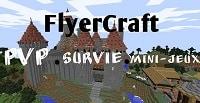 Serveur Minecraft FlyerCraft