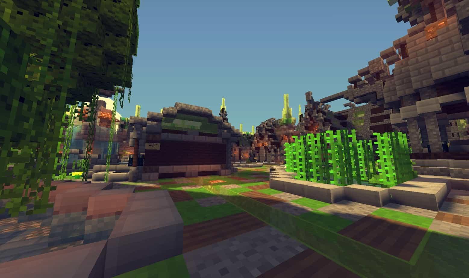 Serveurs Cracké - Liste Serveurs Minecraft