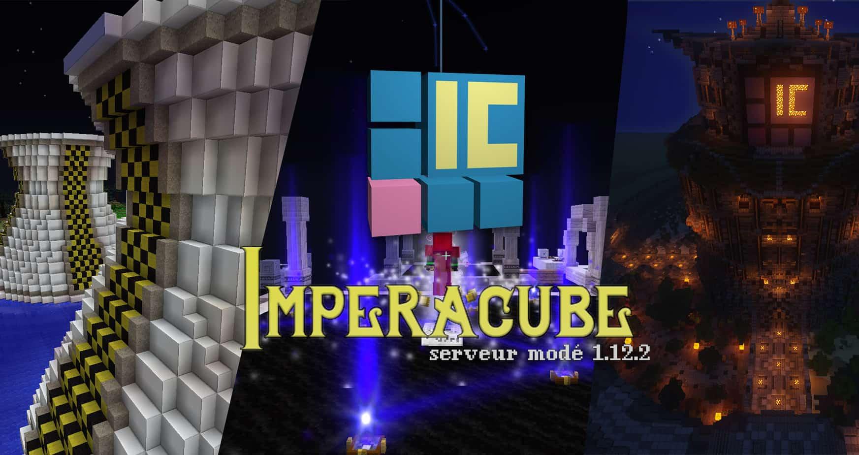 Serveur Minecraft ImperaCube